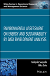 Environmental Assessment on Energy and Sustainability by Data Envelopment Analysis (1118979346) cover image
