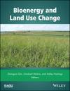 Bioenergy and Land Use Change (1119297346) cover image