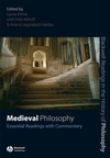 Medieval Philosophy: Essential Readings with Commentary (1405135646) cover image