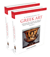 A Companion to Greek Art (1405186046) cover image