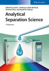thumbnail image: Analytical Separation Science 5 Volume Set