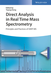 thumbnail image: Direct Analysis in Real Time Mass Spectrometry Principles and Practices of DART-MS