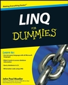 LINQ For Dummies (0470277947) cover image