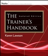 The Trainer's Handbook, Updated Edition (0470403047) cover image