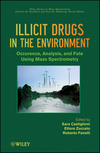 thumbnail image: Illicit Drugs in the Environment Occurrence Analysis and Fate using Mass Spectrometry