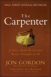 The Carpenter: A Story About the Greatest Success Strategies of All (0470888547) cover image