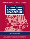 The Five Practices of Exemplary Leadership, 2nd Edition (0470907347) cover image