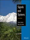 Signals and Systems, 2nd Edition (0471164747) cover image