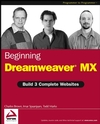 Beginning Dreamweaver MX (0764544047) cover image