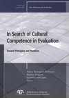 In Search of Cultural Competence in Evaluation Toward Principles and Practices: New Directions for Evaluation, Number 102 (0787976547) cover image