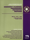 Center for Chemical Process Safety - 19th Annual International Conference: Emergency Planning Preparedness, Prevention & Response (6/29/04 - 7/1/04 Orlando, Florida) (0816909547) cover image