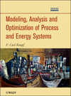 [Modeling, Analysis and Optimization of Process and Energy Systems]