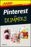 AARP Pinterest For Dummies, Mini Edition (1118455347) cover image