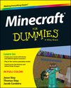 Minecraft For Dummies (1118968247) cover image