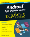 Android App Development For Dummies, 3rd Edition (1119017947) cover image