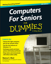 Computers For Seniors For Dummies, 4th Edition (1119049547) cover image