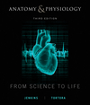 Anatomy and Physiology: From Science to Life, 3rd Edition (EHEP002147) cover image