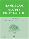 thumbnail image: Handbook of Sample Preparation