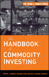 The Handbook of Commodity Investing  (0470117648) cover image
