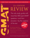 The Official Guide for GMAT Review, 12th Edition (0470449748) cover image