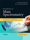 thumbnail image: Introduction to Mass Spectrometry: Instrumentation, Applications, and Strategies for Data Interpretation, 4th Edition