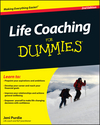 Life Coaching For Dummies, 2nd Edition (0470665548) cover image