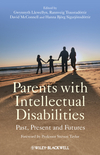 Parents with Intellectual Disabilities: Past, Present and Futures (0470772948) cover image