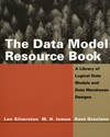 The Data Model Resource Book: A Library of Logical Data Models and Data Warehouse Designs (0471153648) cover image