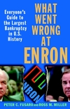 What Went Wrong at Enron: Everyone's Guide to the Largest Bankruptcy in U.S. History (0471265748) cover image