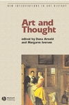 Art and Thought (0631227148) cover image