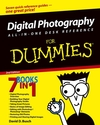 Digital Photography All-in-One Desk Reference For Dummies, 2nd Edition (0764584448) cover image