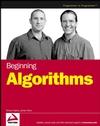 Beginning Algorithms (0764596748) cover image