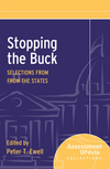 Stopping the Buck: Selections from From the States (1118099648) cover image
