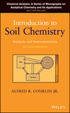 thumbnail image: Introduction to Soil Chemistry Analysis and Instrumentation 2nd Edition