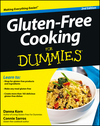 Gluten-Free Cooking For Dummies, 2nd Edition (1118396448) cover image