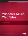 Windows Azure Web Sites (1118678648) cover image