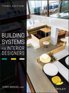 Building Systems for Interior Designers, 3rd Edition (1118925548) cover image