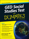 GED Social Studies For Dummies (1119029848) cover image