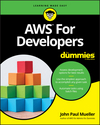 AWS for Developers For Dummies (1119371848) cover image