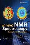 thumbnail image: In Vivo NMR Spectroscopy: Principles and Techniques, 3rd Edition