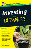 Investing For Dummies, UK Edition, WHS Travel Edition