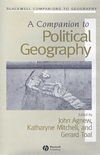 A Companion to Political Geography (1405175648) cover image