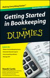 Getting Started in Bookkeeping For Dummies, Australian Edition (1742468748) cover image