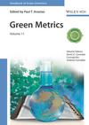 Green Metrics, Volume 11 (3527326448) cover image