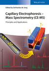 thumbnail image: Capillary Electrophoresis - Mass Spectrometry CE-MS Principles and Applications