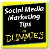 Social Media Marketing Tips For Dummies App (WS100048) cover image