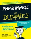 PHP and MySQL For Dummies, 3rd Edition (0470121149) cover image