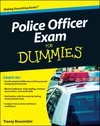 Police Officer Exam For Dummies (0470887249) cover image