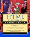 HTML Stylesheet Sourcebook (0471196649) cover image
