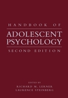 Handbook of Adolescent Psychology, 2nd Edition (0471690449) cover image